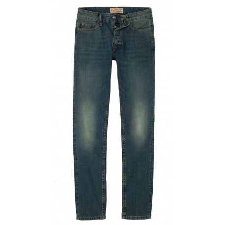 JEANS TAPERED BLUE W3